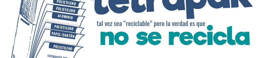 Tetrapak NO se recicla