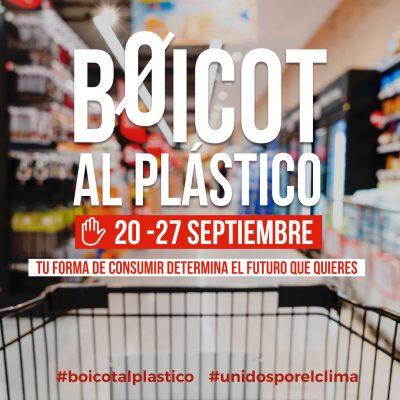 Instagram Boicot al plástico